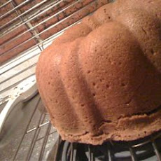 Chocolate Pound Cake I
