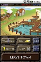 Screenshot of Wizards 2 RPG