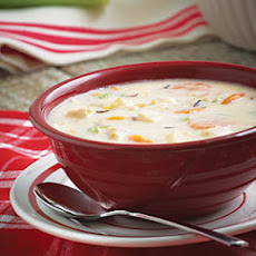 Vegetable-Cheese Chowder