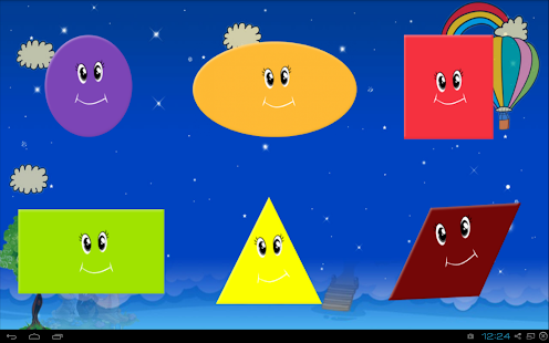 Learn Shapes For Toddlers Free - screenshot