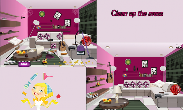 Big House Clean Up Decoration Apk 1 0 9 Free Casual Apps For Android