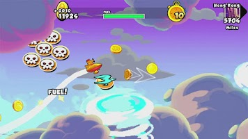 Screenshot of Panic Flight