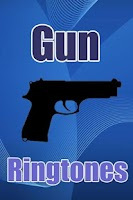 Screenshot of Gun Ringtones