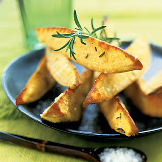 Oven-Roasted Sweet-Potato Wedges