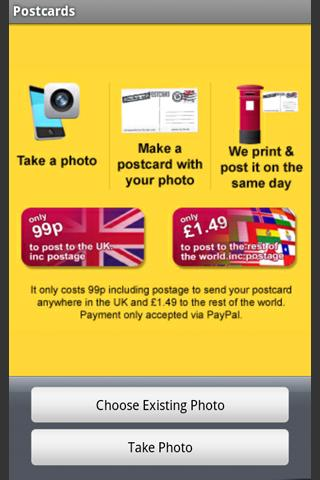 Real paper postcards, straight from your phone - Zoner ...