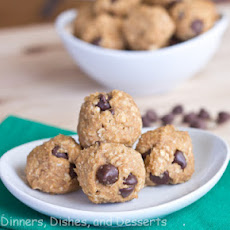 Peanut Butter Protein Balls (Low Carb, GF Guest Post)