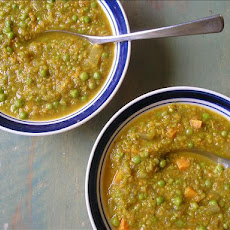 East African Pea Soup