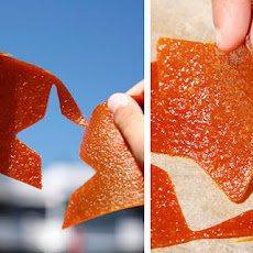 Honey and Apricot Fruit Leather Recipe