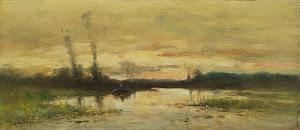 RIJKS: Johannes Gijsbert Vogel: painting 1915
