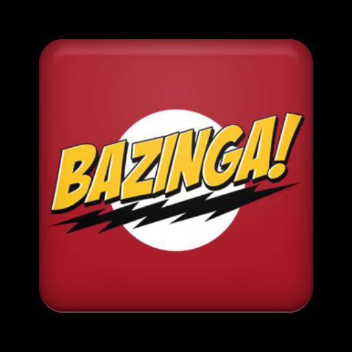 Bazinga! LOGO-APP點子