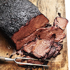 Coffee-Rubbed Texas-Style Brisket