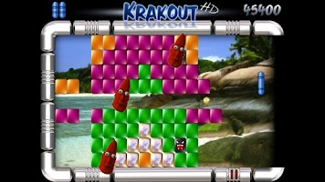 Screenshot of Krakout HD