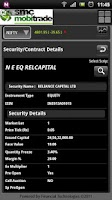 Screenshot of SMC mobitrade Equity