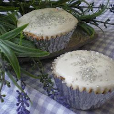 Honey and Lavender Cupcakes