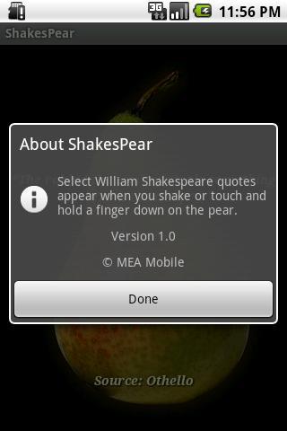 【免費娛樂App】Shakes Pear-APP點子
