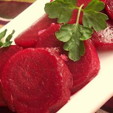 Garlicky Beet Delight