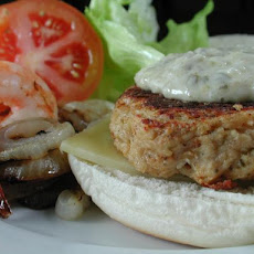 Nutty for New England Naughty but Nice Crab Burger
