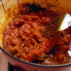 Valentine's Day Spicy Pasta Sauce