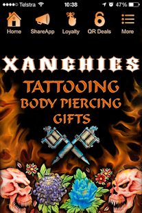 Xanchies Tattoo - screenshot