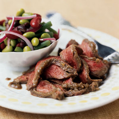 Miso-Marinated Skirt Steak