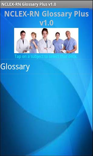 NCLEX RN Glossary Plus