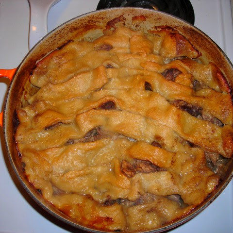 Cipaille Or Cipate (Layered Meat Pie)