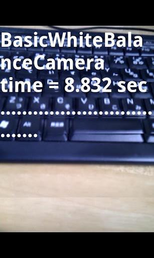 BasicWhiteBalanceCamera