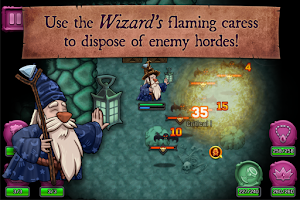Screenshot of MacGuffin Quest