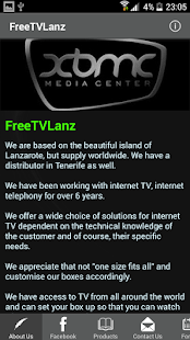 FreeTVLanz - screenshot
