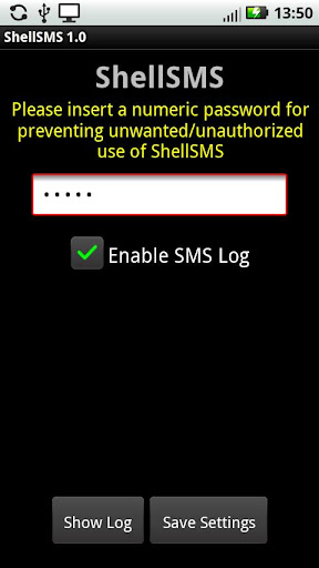 ShellSMS - Send SMS with ADB