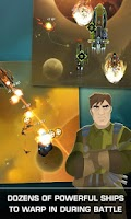 Screenshot of Strikefleet Omega™ - Play Now!