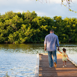 by Holly Ank - People Family ( father and daughter, family, san antonio, portraits, oahu )