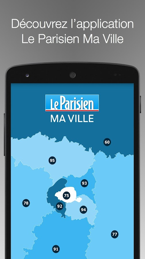Le Parisien Ma Ville - Info Screenshot 0
