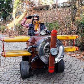 the aviator dreams by Ruy Lopes - News & Events Entertainment ( aviador perlim )