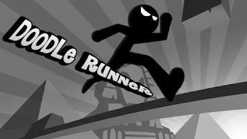 Screenshot of Doodle Runner