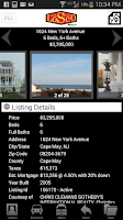 Screenshot of Balsley Losco Realty Search