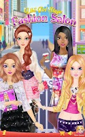 Screenshot of Fashion Salon