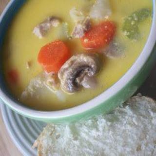 Cheesy Turkey Soup Recipes