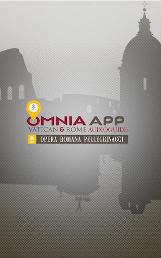OMNIA Vatican Rome Audio guide