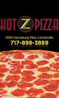 Screenshot of Hot Z Pizza