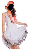 Screenshot of Faces Girls Swap Model Frames