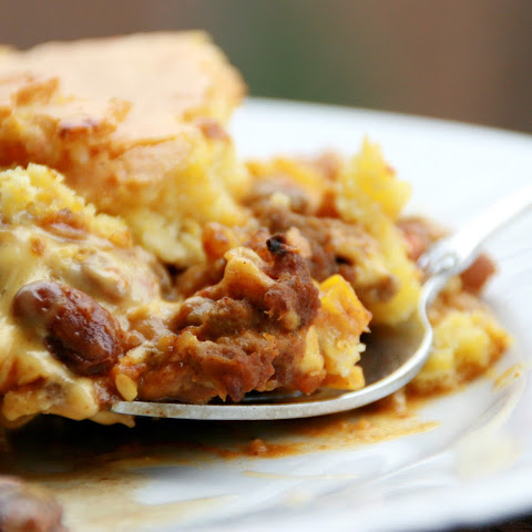 Beef, Bean and Cheese Casserole