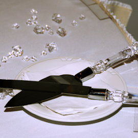 Cutlery by Marsha Biller - Wedding Details ( bridal goodies  contest,  )