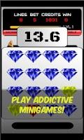 Screenshot of Diamond Slot Machine