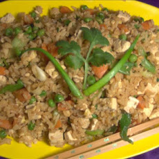 Tofu Fried Rice (from Cooking Light)