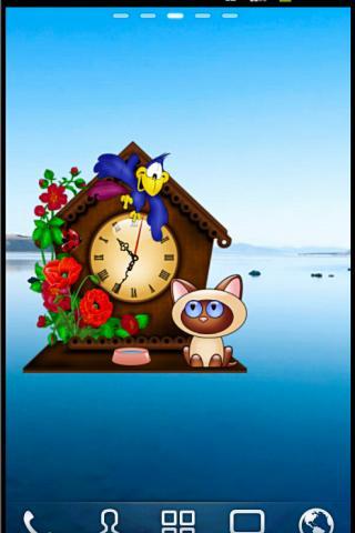 玩娛樂App|貓犬鬧鐘小工具免費|APP試玩