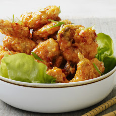 Almost-Famous Spicy Fried Shrimp