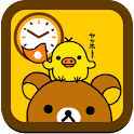 Rilakkuma Clock Widget 3 icon