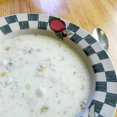 Newport Clam Chowder
