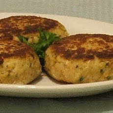 Salmon Potato Patties